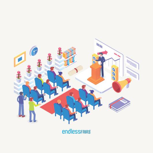 Ideas Compete at Virtual Congresses